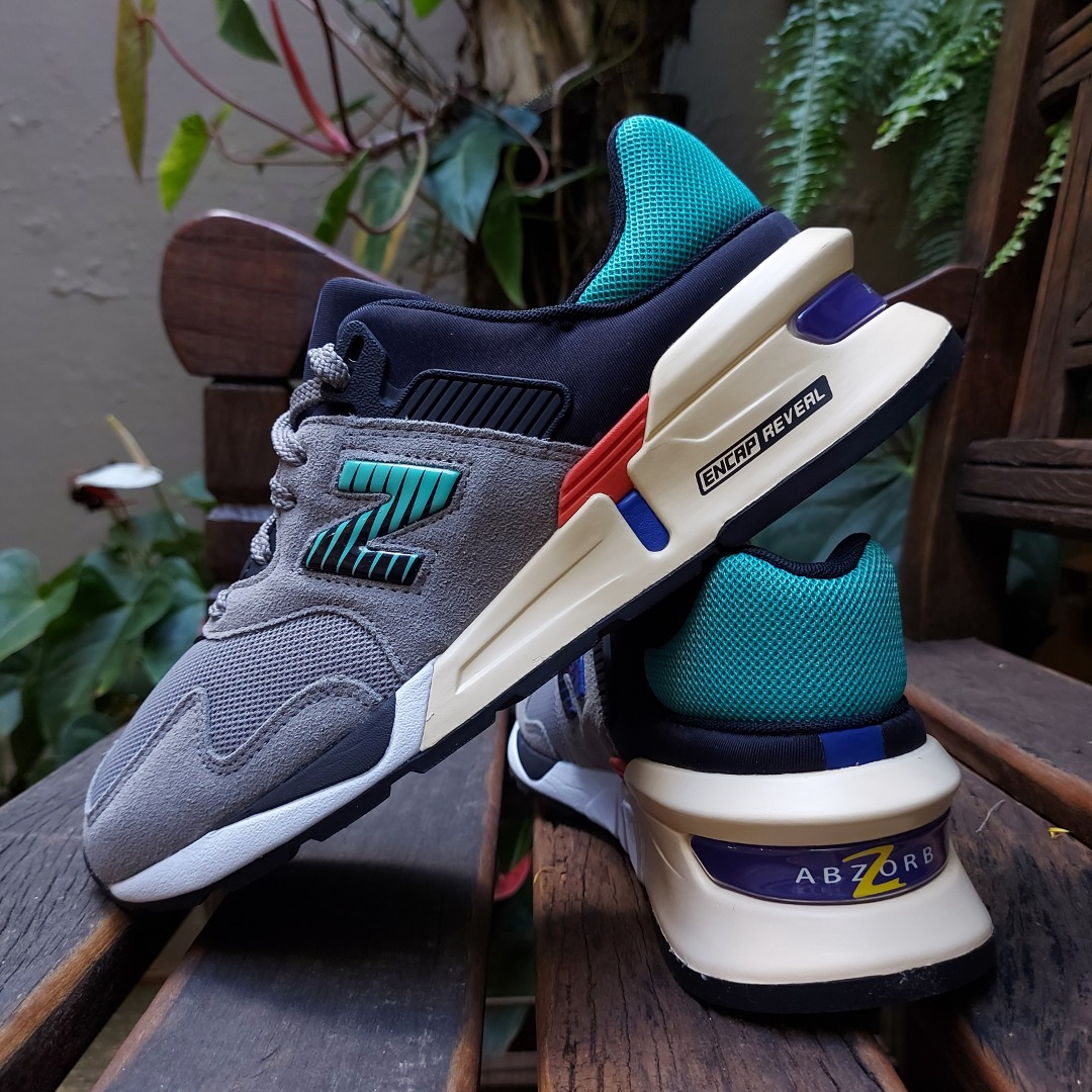 Tênis New Balance 997 Sport Casual-MS997JEB