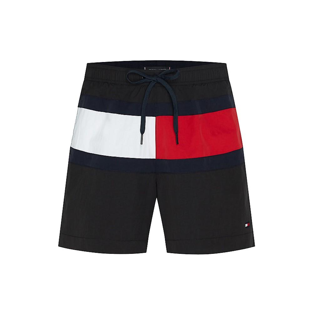 Tommy Hilfiger Shorts De Banho Masculino Logo