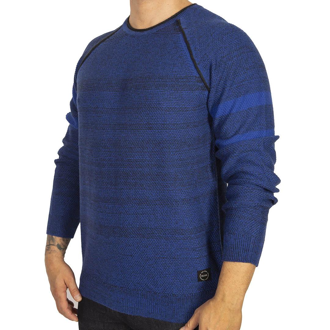 Tricô Ellus WO Blend Azul
