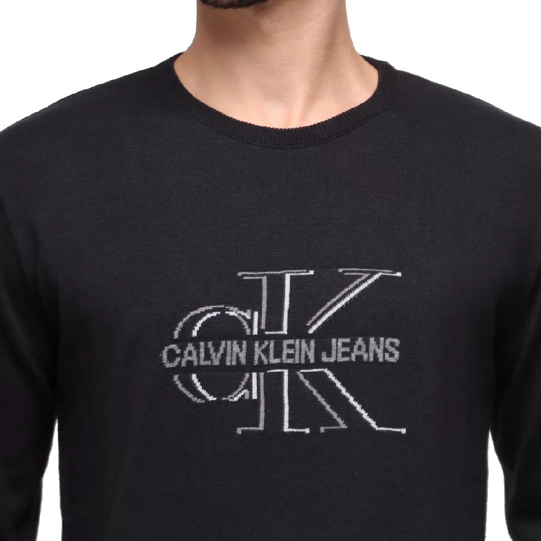 Tricô Calvin Klein Jeans Institucional