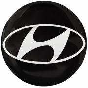 Emblema Hyundai 55MM Resinado