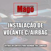 Instalação de Volantes C/Airbag