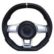 Volante Esportivo GTI MK7 Evolution Prata Universal