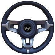 Volante Hyundai HR Esportivo Mustang Universal Cinza Grafite