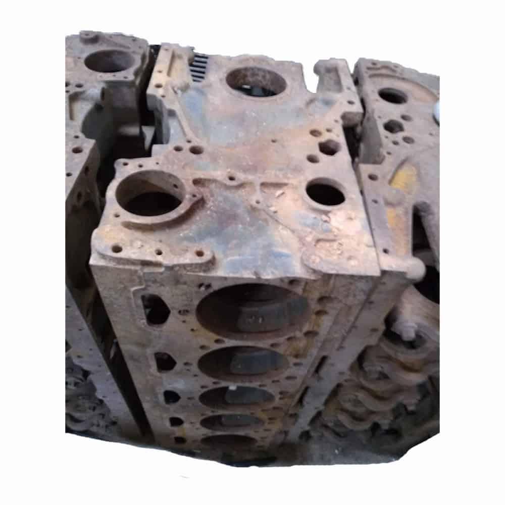 Motor Scania P94 5 Cil (bloco) Novo/ Excelente Oportunidade