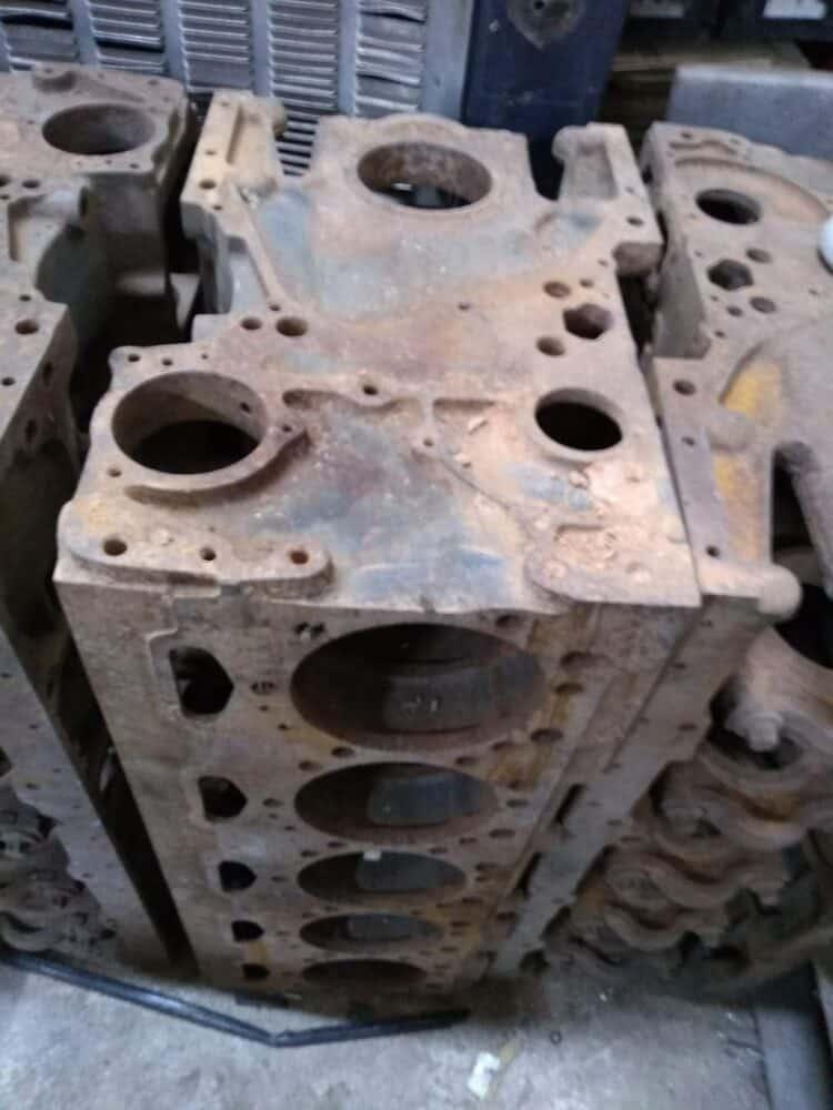 Motor Scania P94 5 Cil Novo/ LOTE 3 (blocos) Excelente Oportunidade