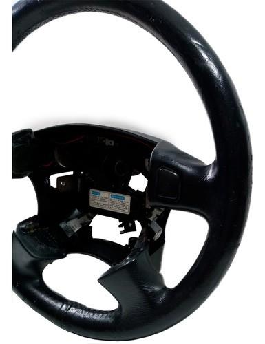Volante Accord Honda 1994/ 95/ 96/ 97- Em Couro Original Usado