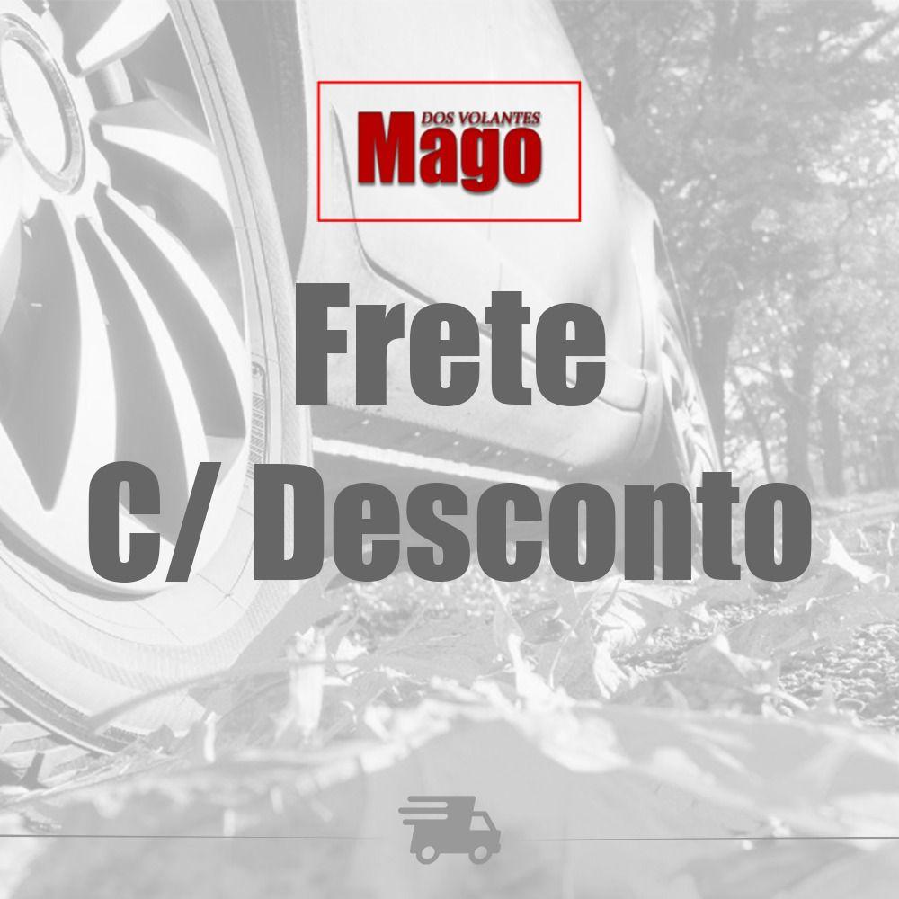 Volante CLIO NOVO/ LOGAN/ SANDEIRO c/ AB Original Remanufaturado!