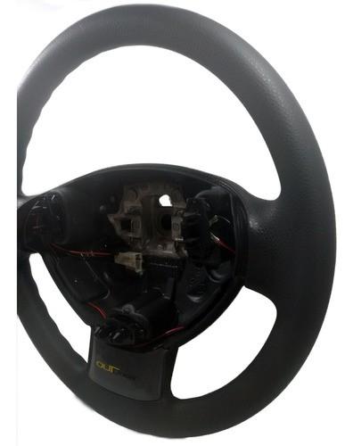 Volante Duster Outdoor Renault 10/15 Novo Em Couro Original