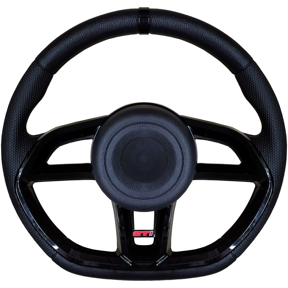 Volante Esportivo GTI Vision Preto Universal