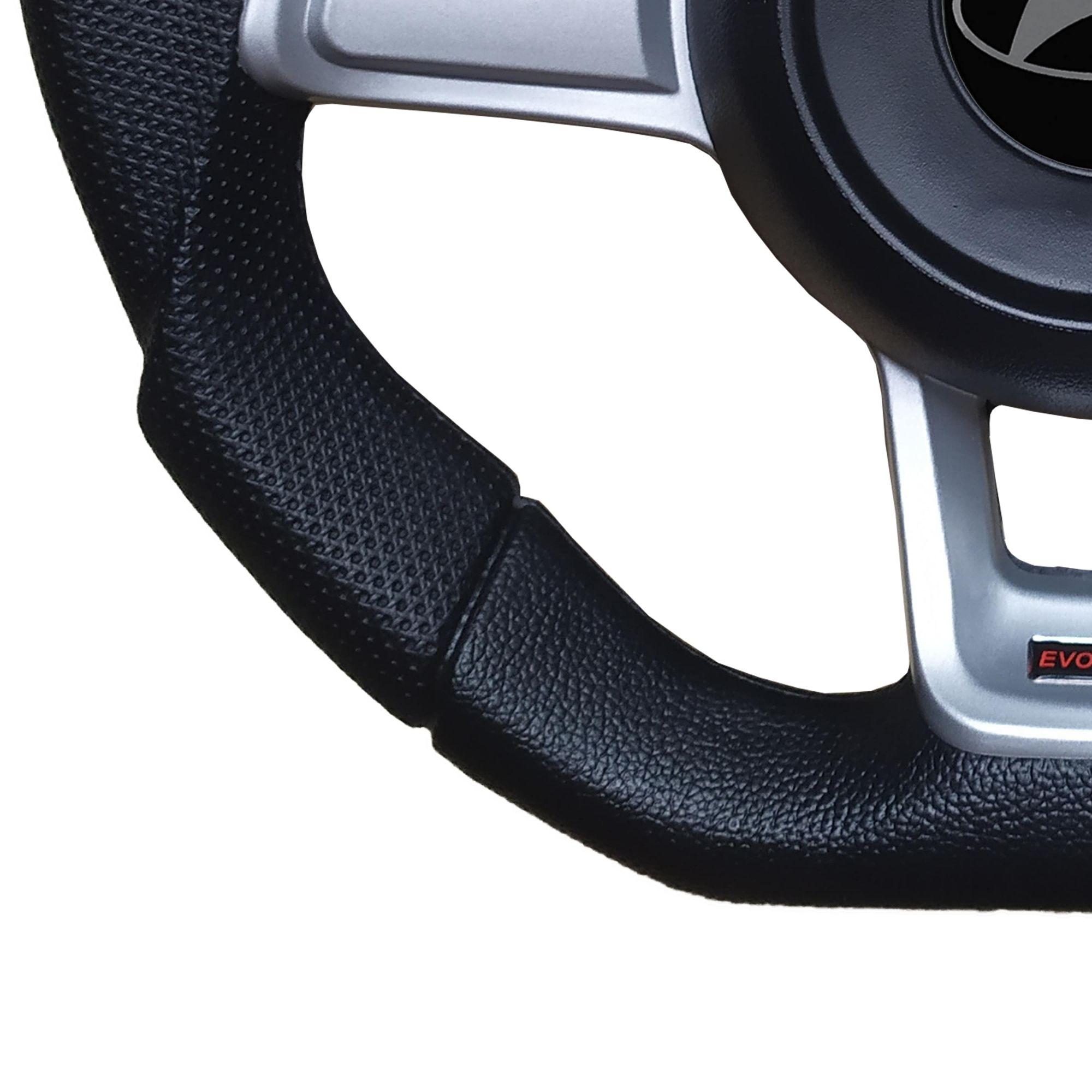 Volante Hyundai HR Esportivo GTI MK7 Evolution Prata