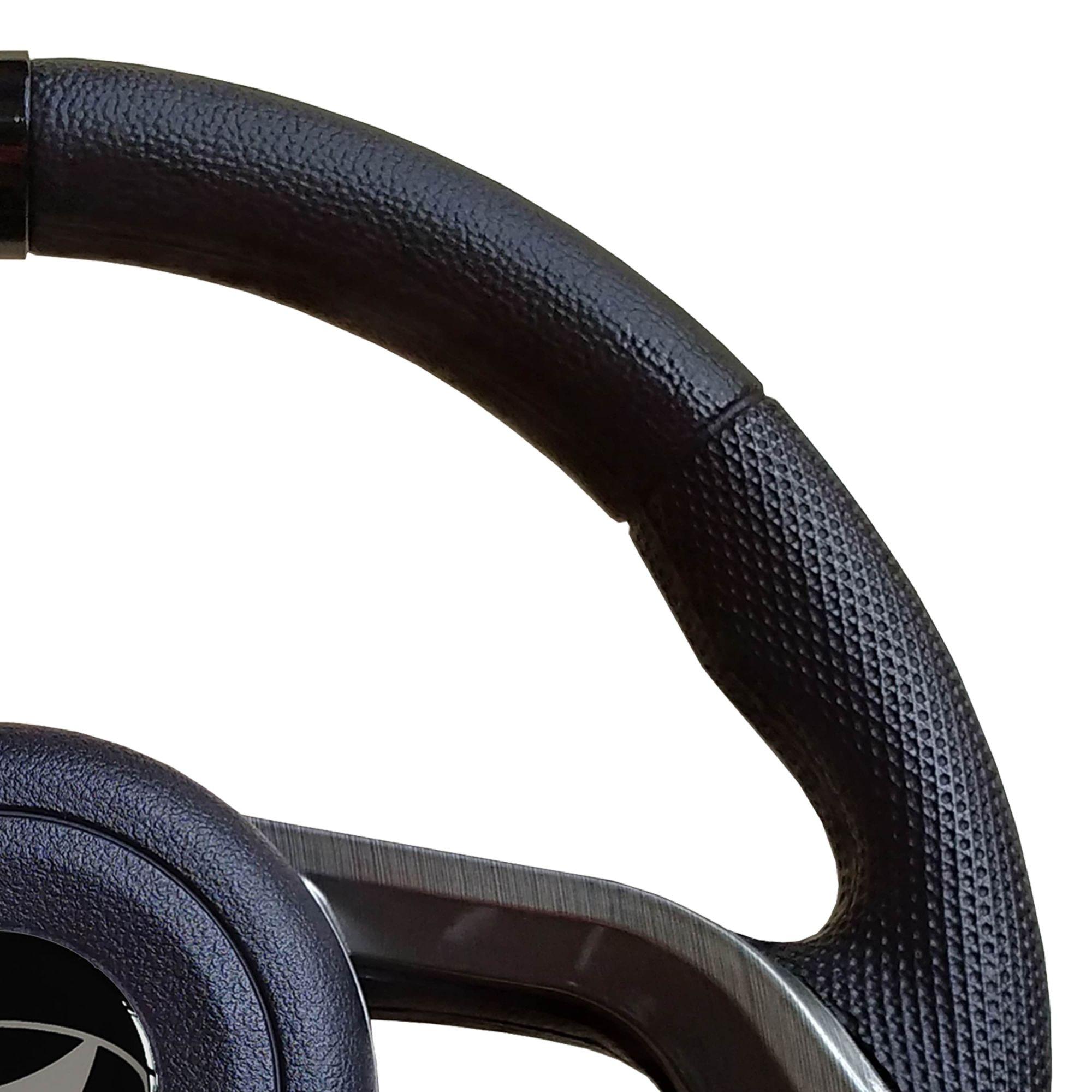 Volante Hyundai HR Esportivo GTI Vision Cinza Grafite