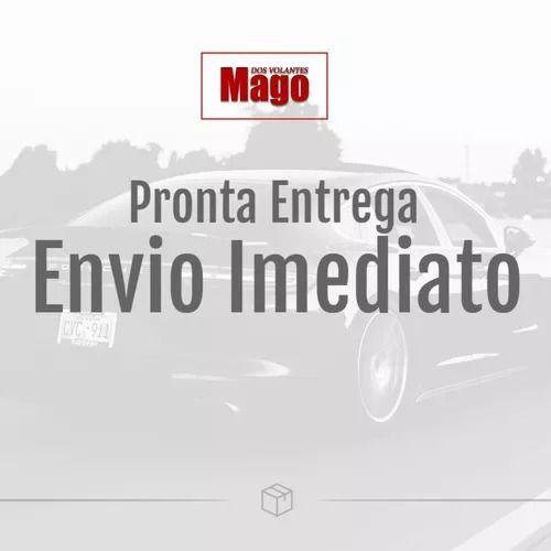 Volante Kia Bongo Esportivo GTI MK7 Evolution Universal Cinza Grafite