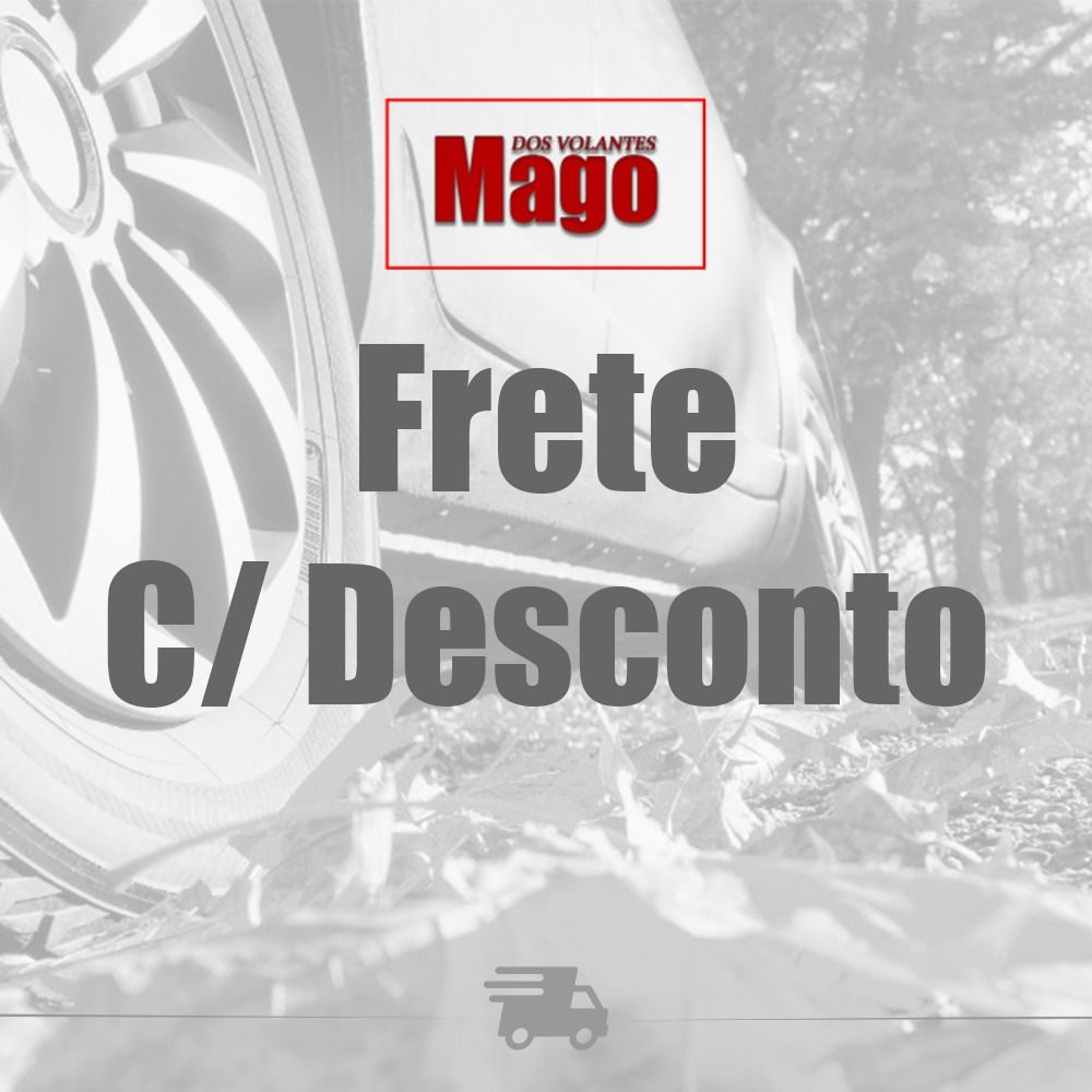 Volante Kia Bongo Esportivo GTI Vision Preto