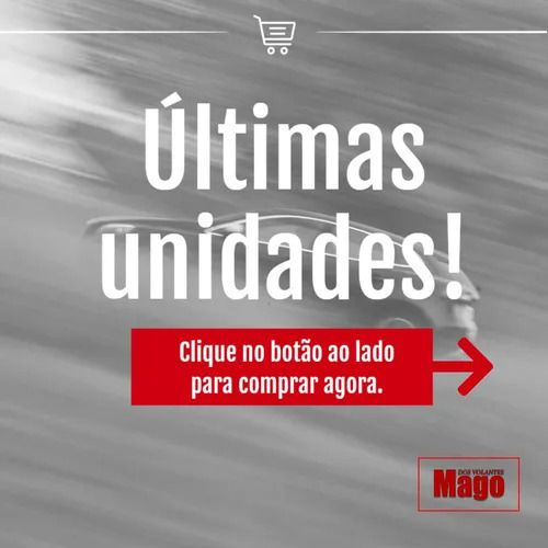 Volante Kia Bongo Esportivo Rallye Universal Prata