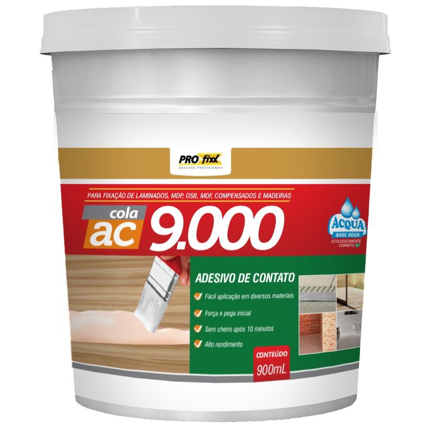 Adesivo de Contato  AC9000 900ML