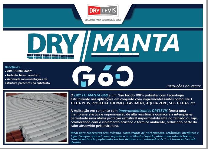 Drymanta  G60 200x1m