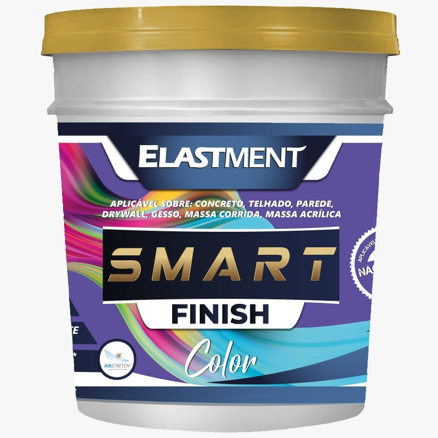 Tinta Elástica Smart Color Semi Brilho Branco 3,6L