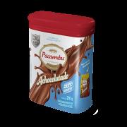 Achocolatado Pacaembu Zero Açúcar  210 Gramas
