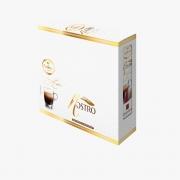 Caixa Display com 06 Cartuchos Aroma Chocolate Pacaembu