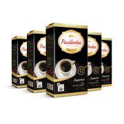 Kit com 5 Pacotes de Café Pacaembu Superior 500G
