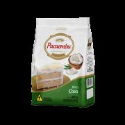 Mistura para bolo Pacaembu sabor coco 400 gramas