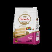 Mistura para bolo Pacaembu sabor festa 400 gramas