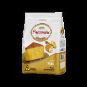 Mistura para bolo Pacaembu sabor fubá 400 gramas