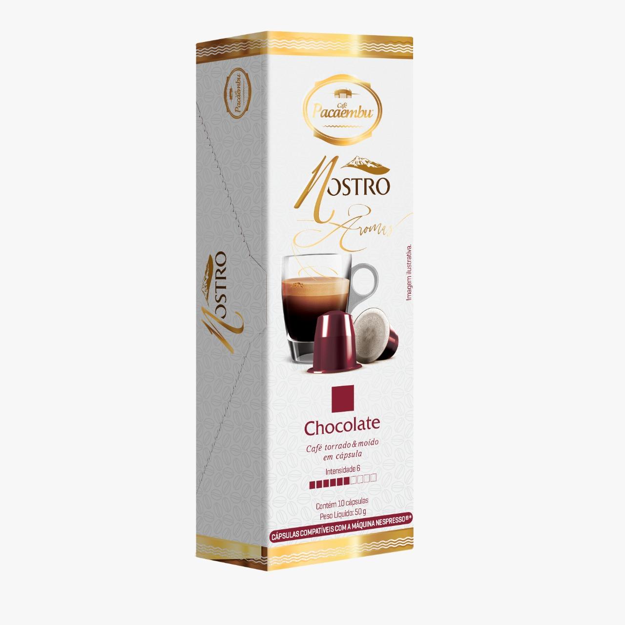 Aroma Chocolate Pacaembu