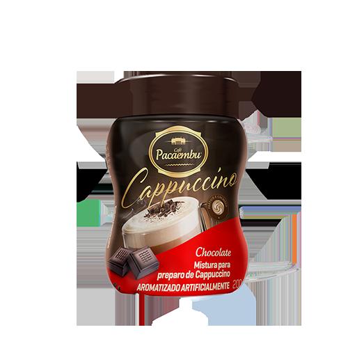 Cappuccino Chocolate Pacaembu 200 Grama