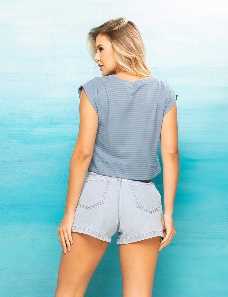 BLUSA CROPPED MUSCLE