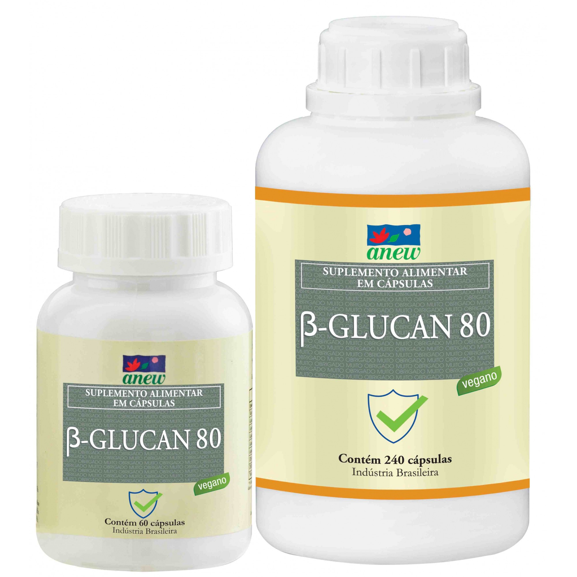 B-Glucan 80 Anew 240 cáps