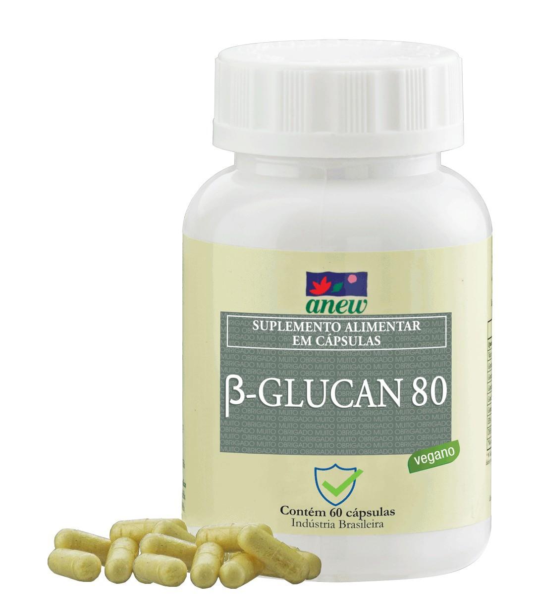 B-Glucan 80 Anew 60 cáps