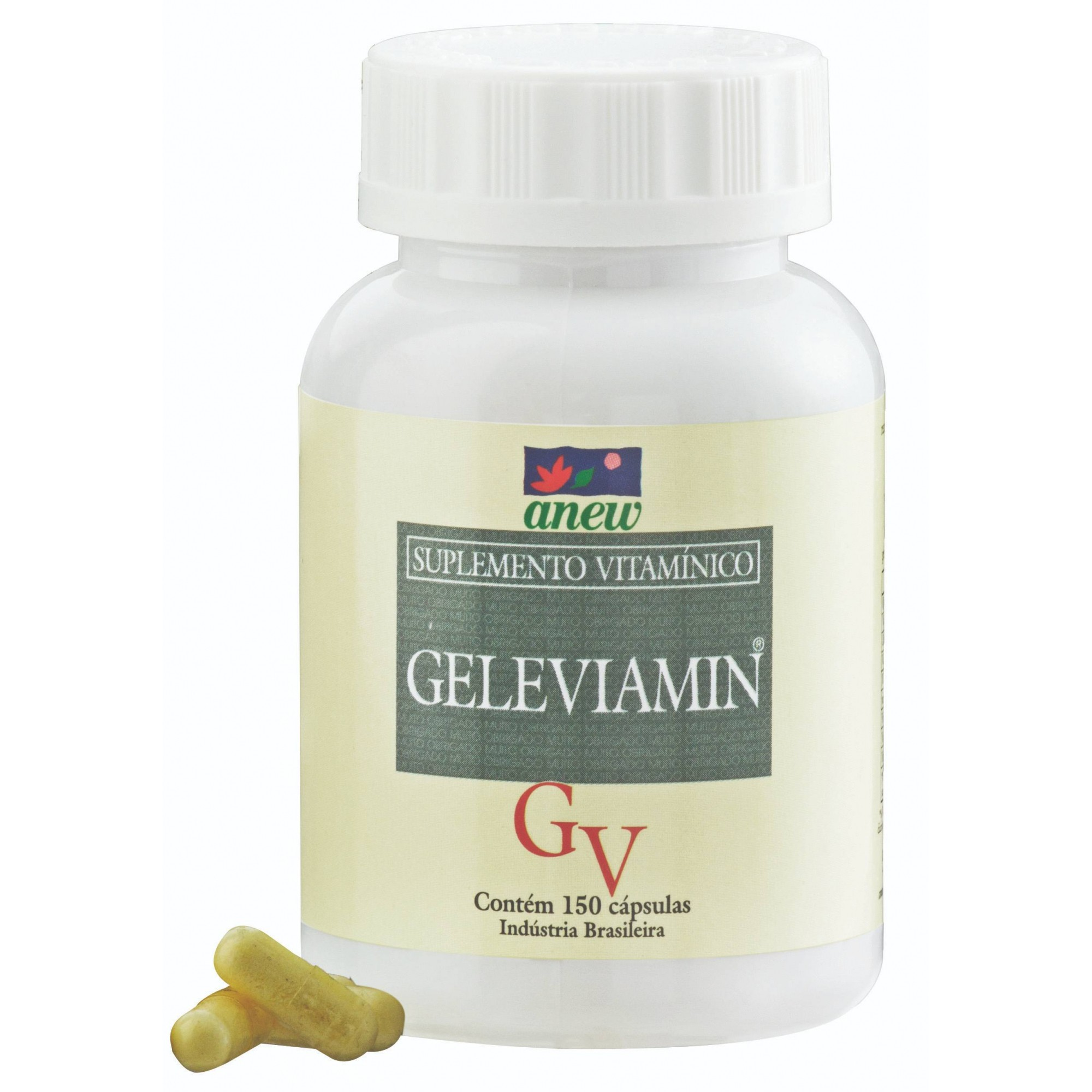 Geleviamin Geleia Real 90 cáps