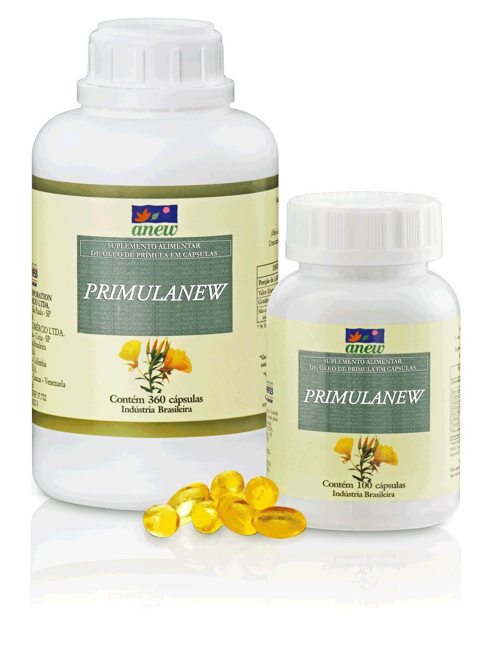 Primulanew - óleo de prímula 360 cáps