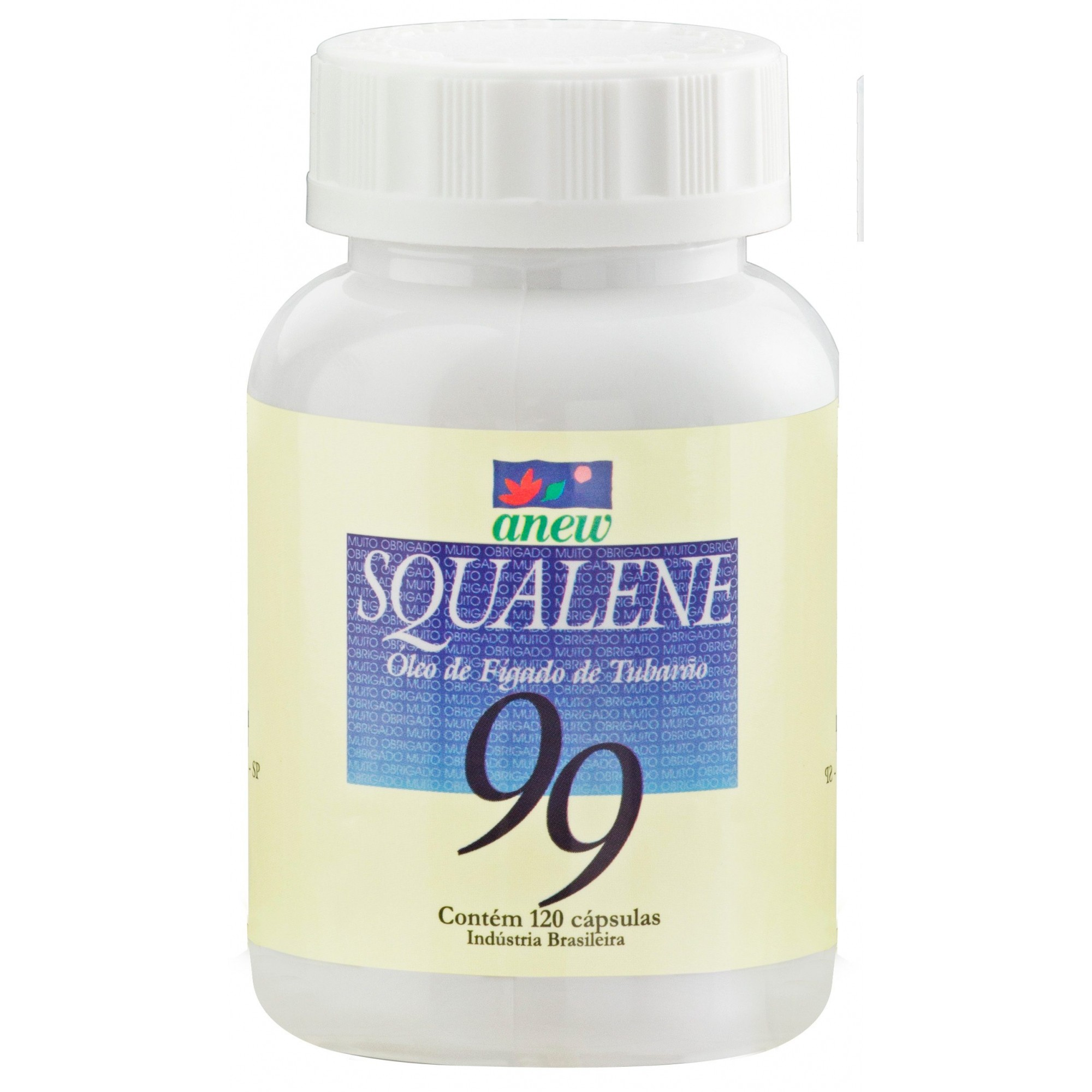 Squalene 99 Anew 120 cáps