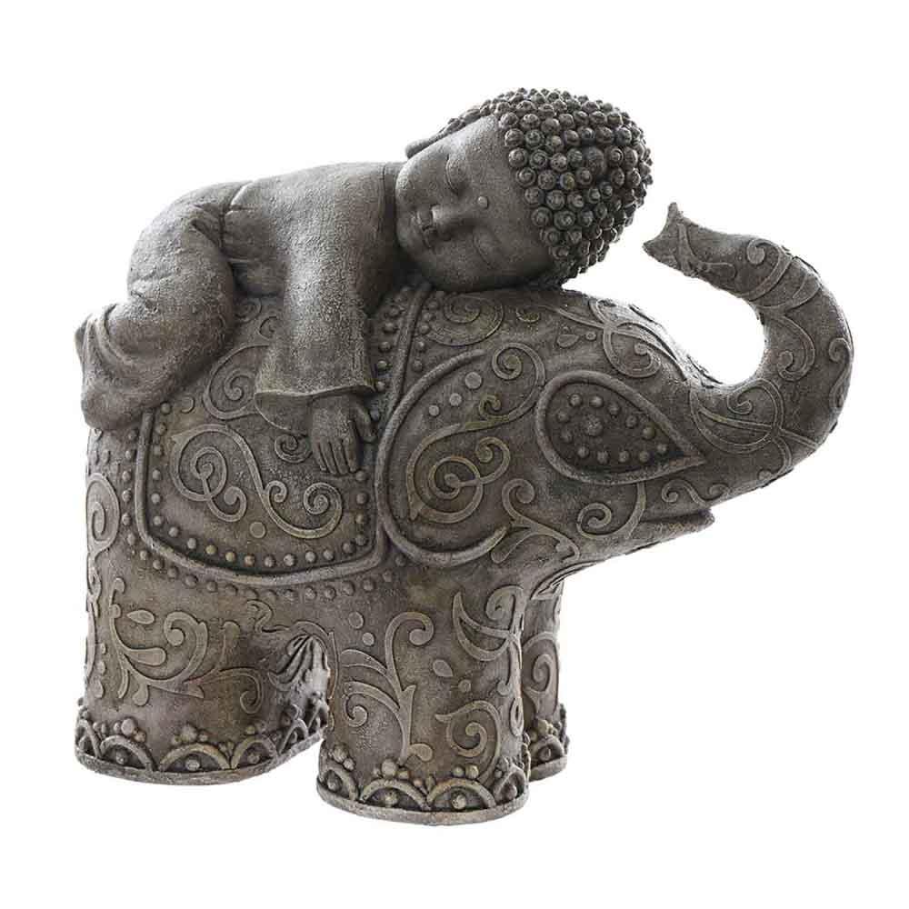 Adorno Elefante Budha