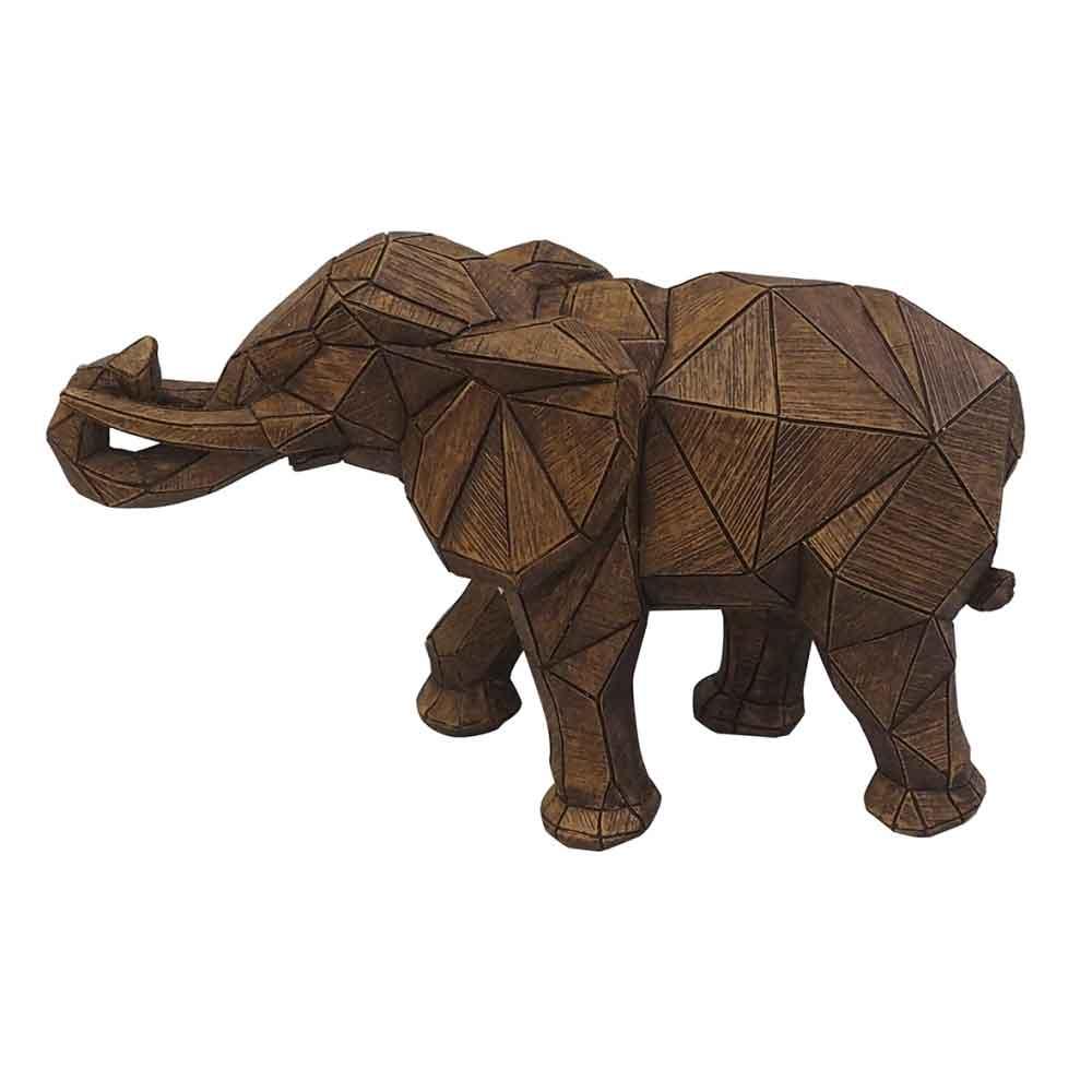 Adorno Elefante em Resina