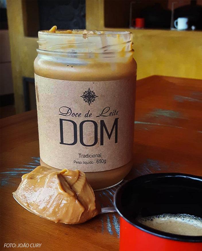 Doce de leite Dom artesanal