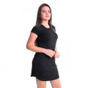 Vestido T-Shirt Blusão Lynnce