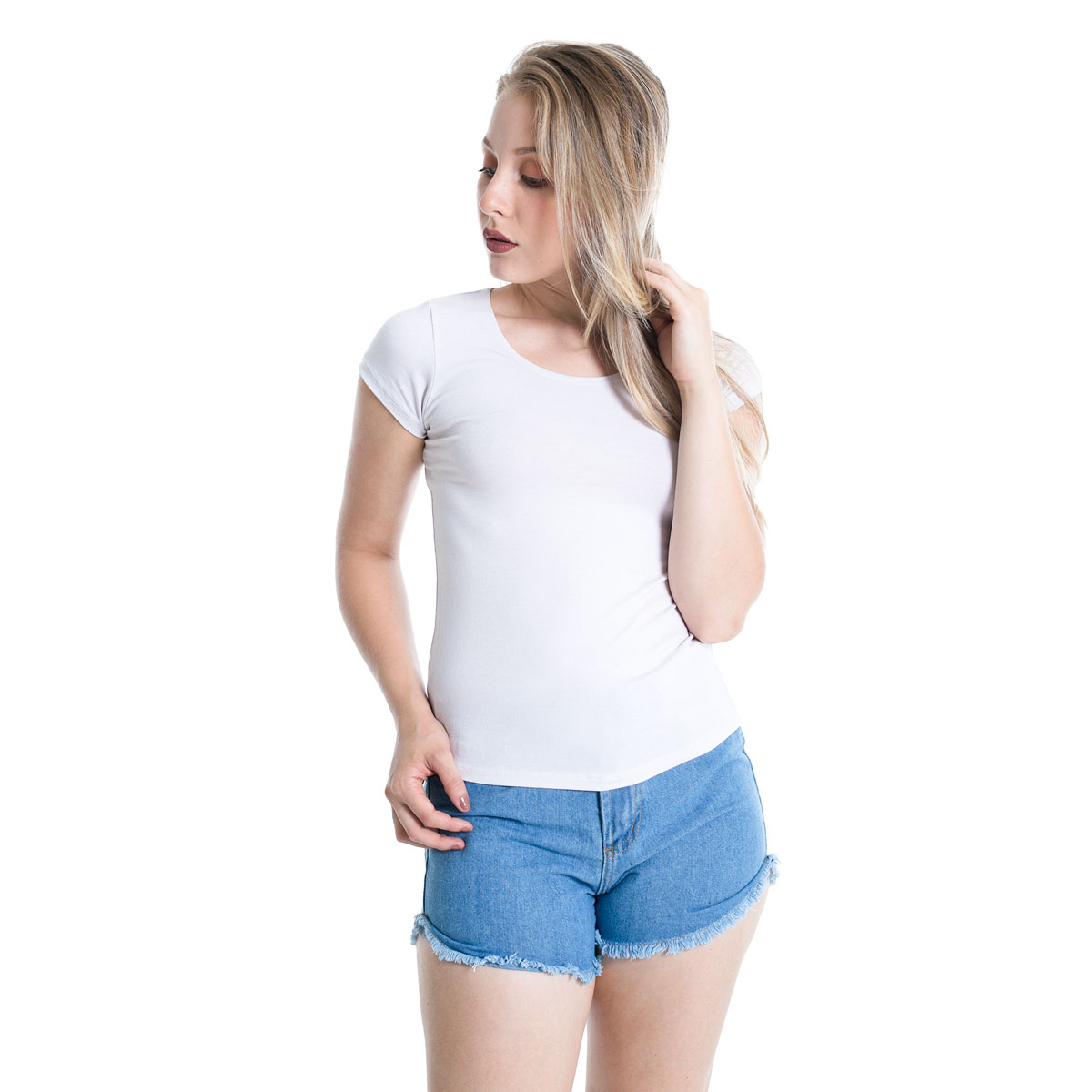 Camiseta T-shirt Básica Lynnce