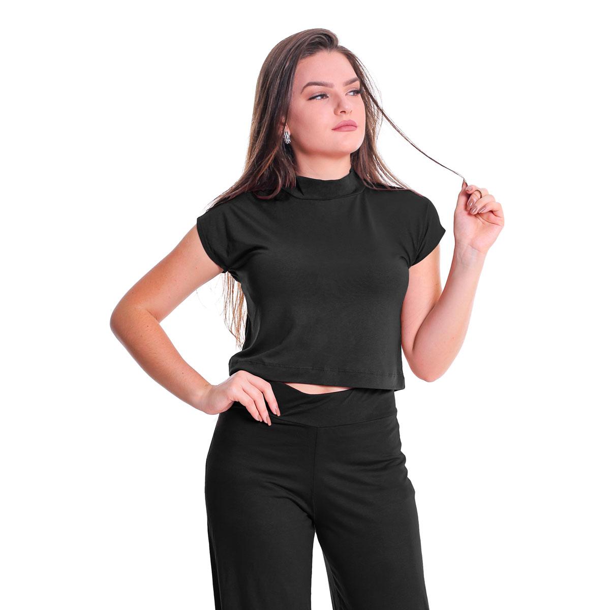 Cropped T-Shirt Gola Alta Lynnce