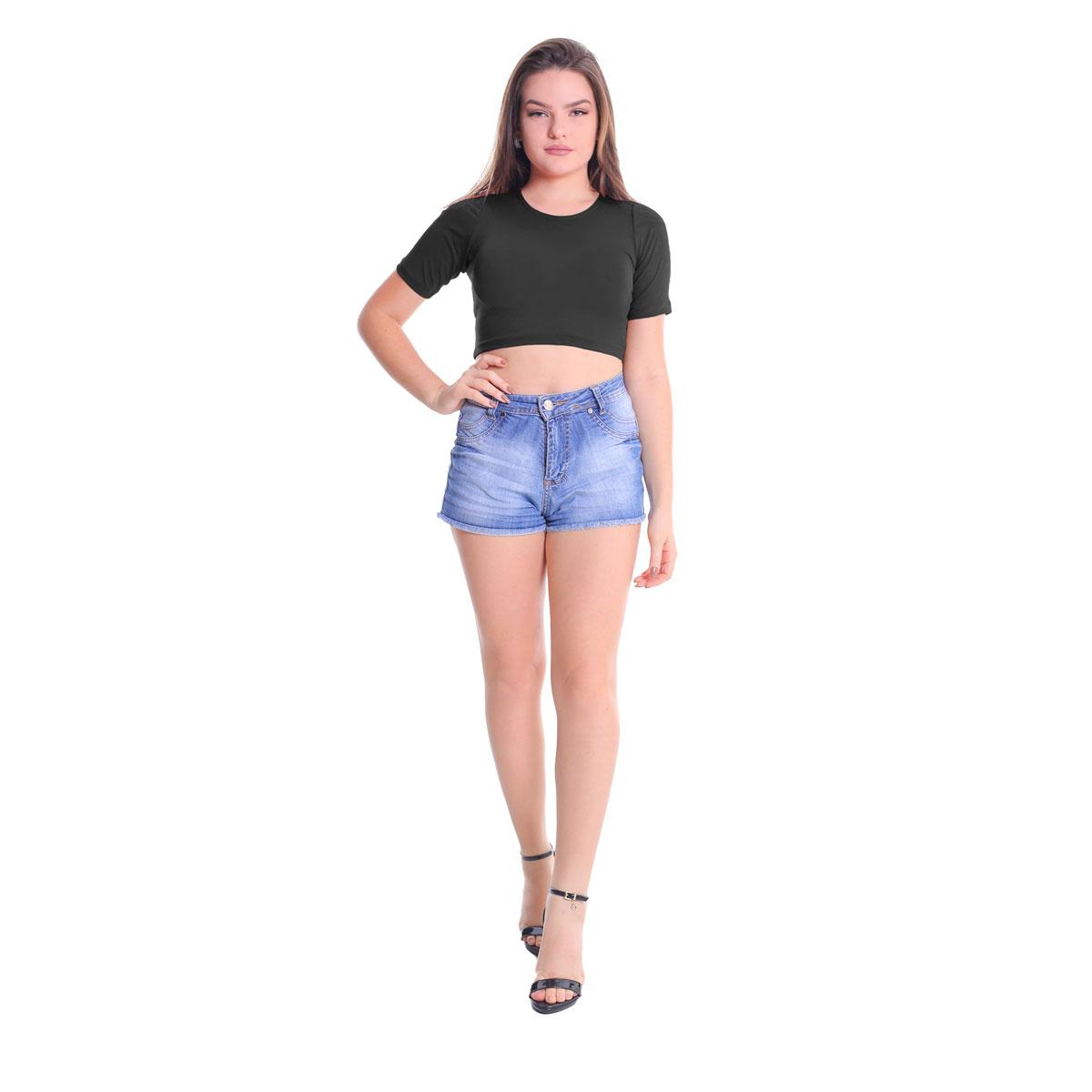 Cropped T-Shirt Lynnce