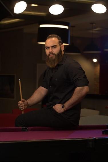Corte + Barba + Trançado Masculino