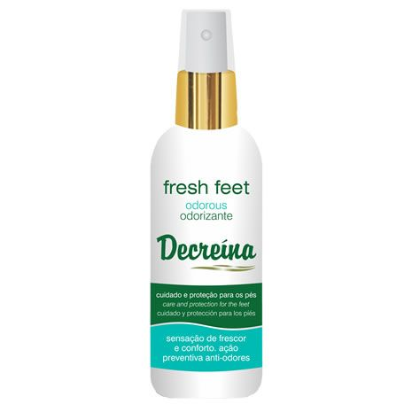 Decreina Fresh Feet 140ml