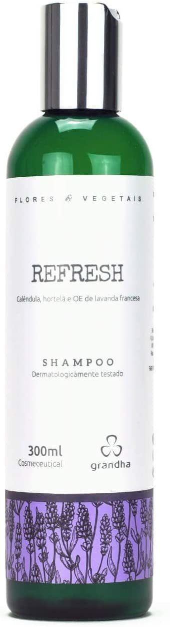 Grandha Refreshing Shampoo 300ml