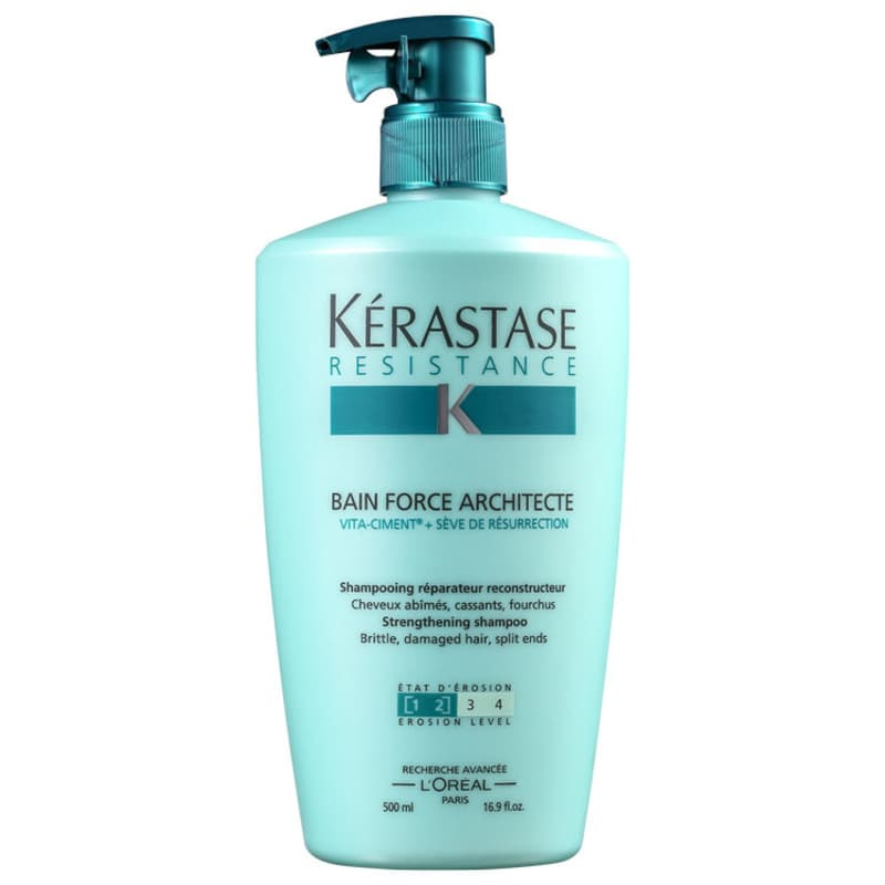 Kérastase Résistance Bain Force Architecte - Shampoo 500ml