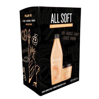 Kit Redken Box All Soft