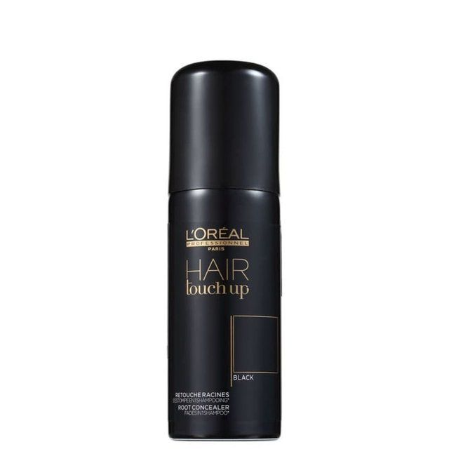 L'Oréal Professionnel Hair Touch Up Black - Corretivo de Raiz 75ml