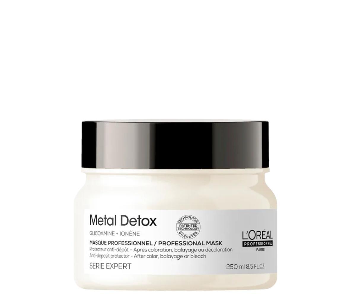 L'Oréal Professionnel Metal Detox - Mascara 250ml